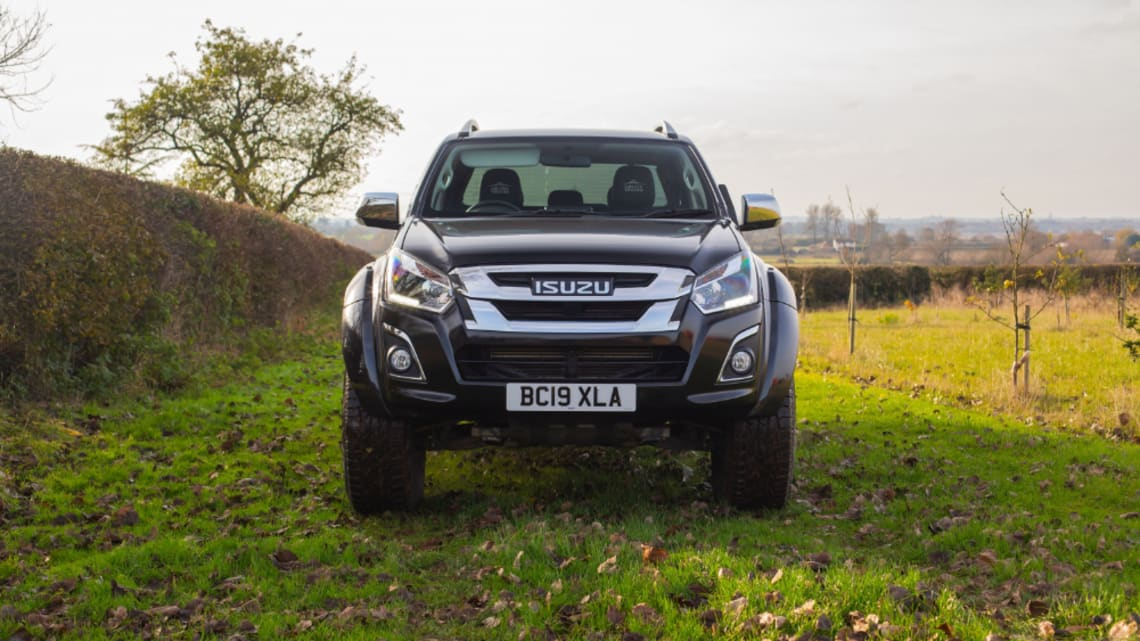 Isuzu D-Max Arctic Trucks AT35 2020: Hardcore Ford Ranger Raptor rival now even tougher
