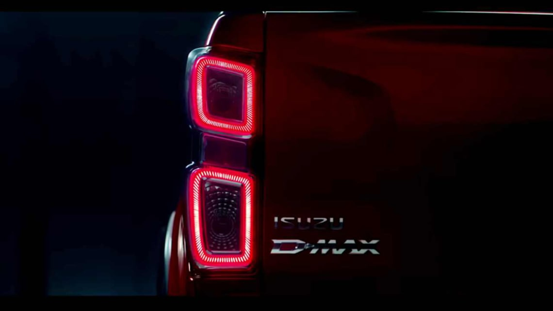 2020 Isuzu D Max Concept Interior Design And Release Date >> Isuzu D Max 2020 First Look At All New Toyota Hilux Rival