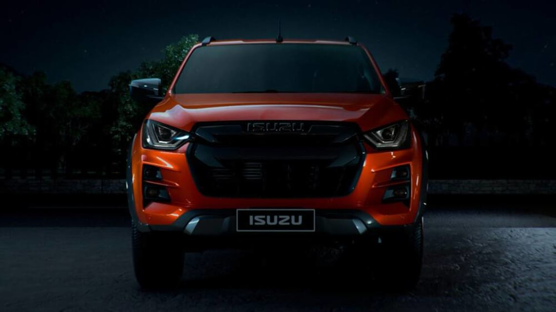 How the Isuzu D-Max 2020 was designed for Australia