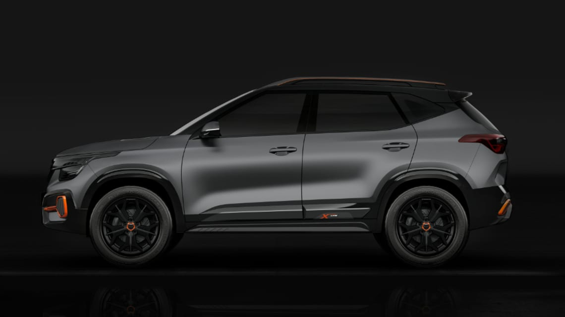Kia Seltos Gets The X Line Treatment Booming Suv Gets Rugged Off Road Ready Makeover Car News Carsguide