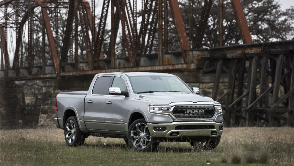 Ram 1500 Ecodiesel 2020 Revealed Hilux Hammering Torque Ranger Rattling Towing Car News Carsguide