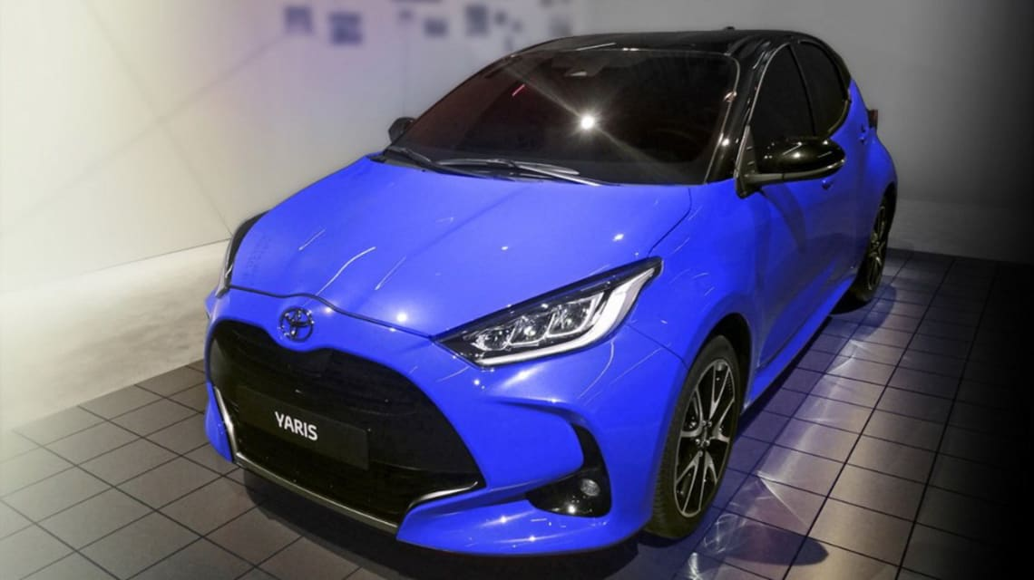 Meet the Toyota Yaris 2020: Sportier look, hybrid ...