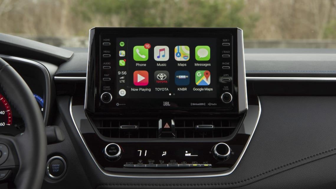 Toyota Australia to launch Apple CarPlay in 2019 - Car News