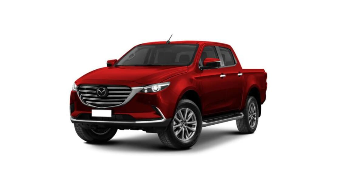 This Mazda BT-50 render has been inspired by the Mazda CX-9. (Image credit: Kleber Silver)