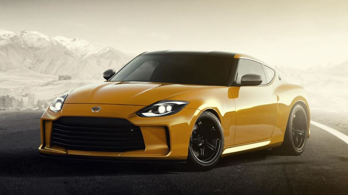 New Nissan 400Z 2021 is coming to Australia! Twin-turbo ...