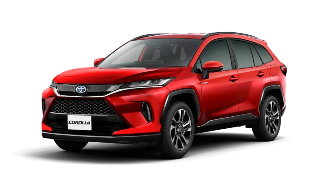 Toyota Corolla Cross Suv 2021 Rendered New Mini Rav4 Hybrid Coming To Lure You Out Of A Kia Seltos Car News Carsguide