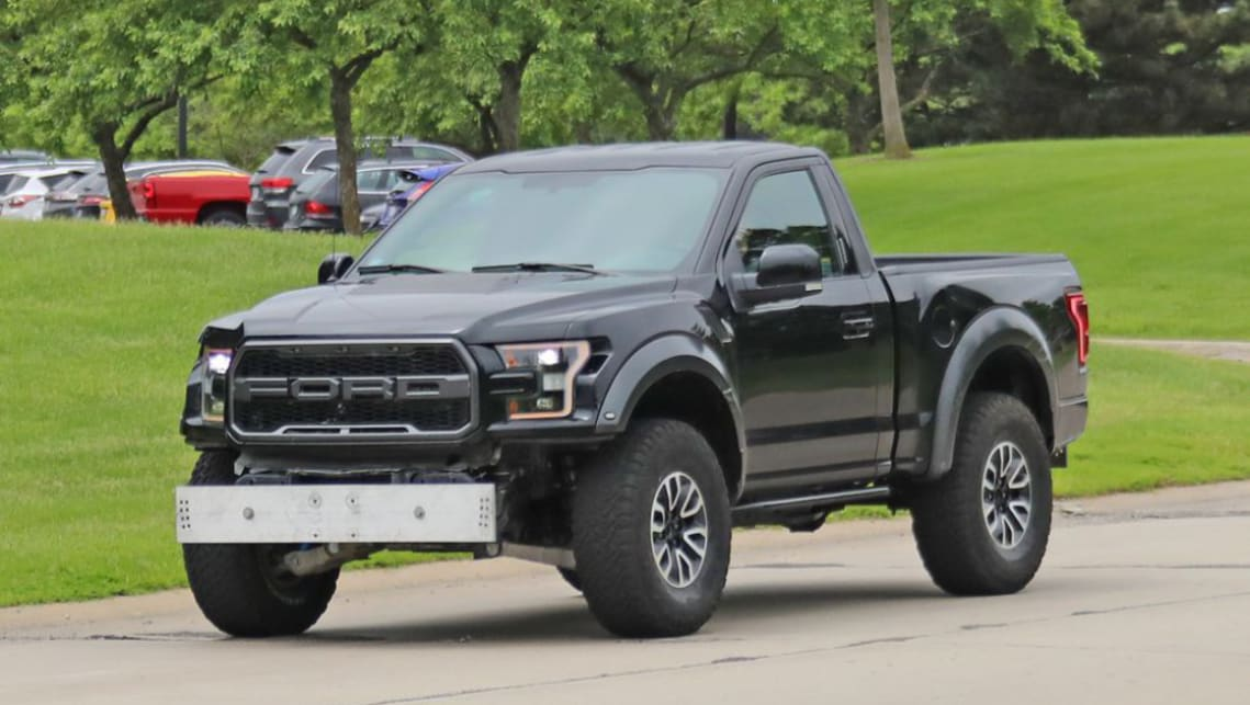 Ford's new Bronco could get a ute variant, according to reports. (Ford Authority)