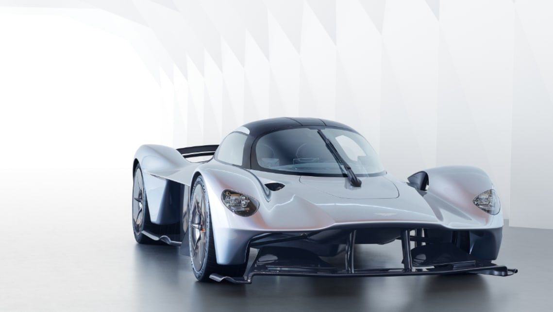 Will the Valkyrie be the world's most powerful naturally aspirated road car?