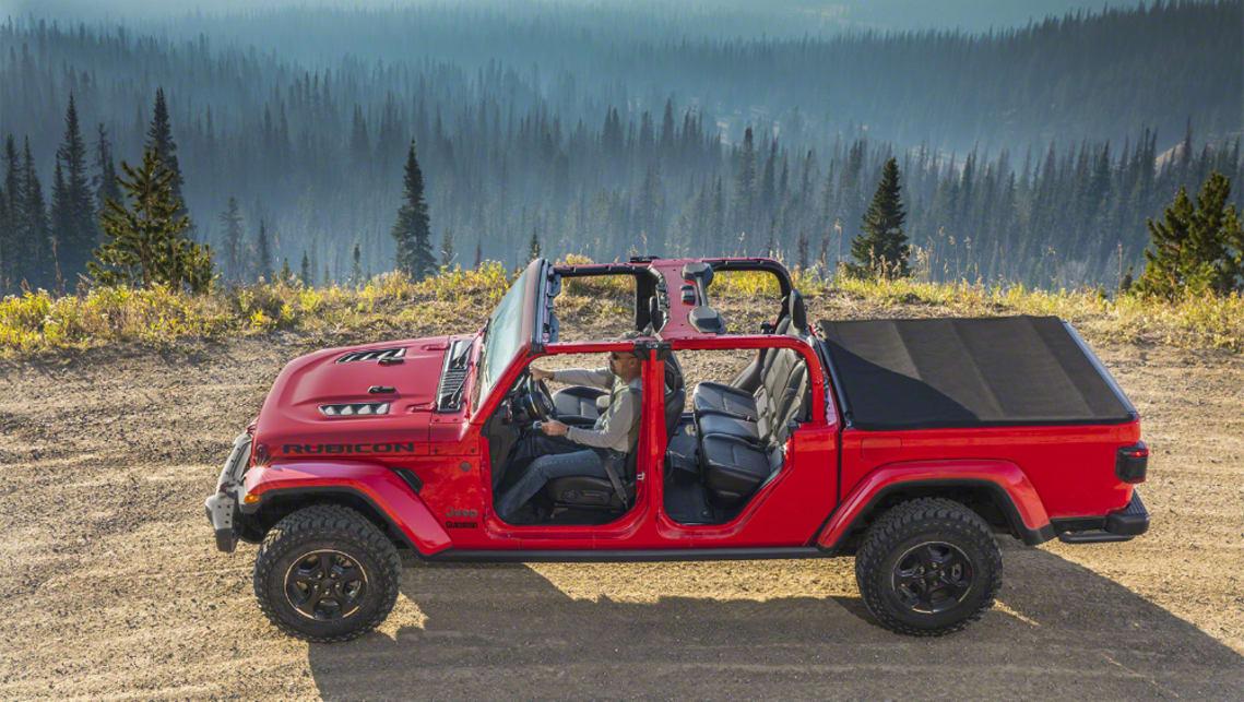 Jeep Trailcat 2020
