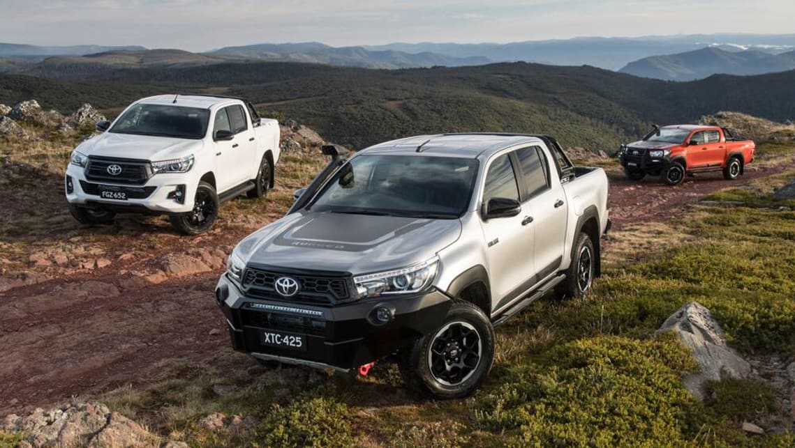 new toyota hilux 2021 topselling ute could take fight to