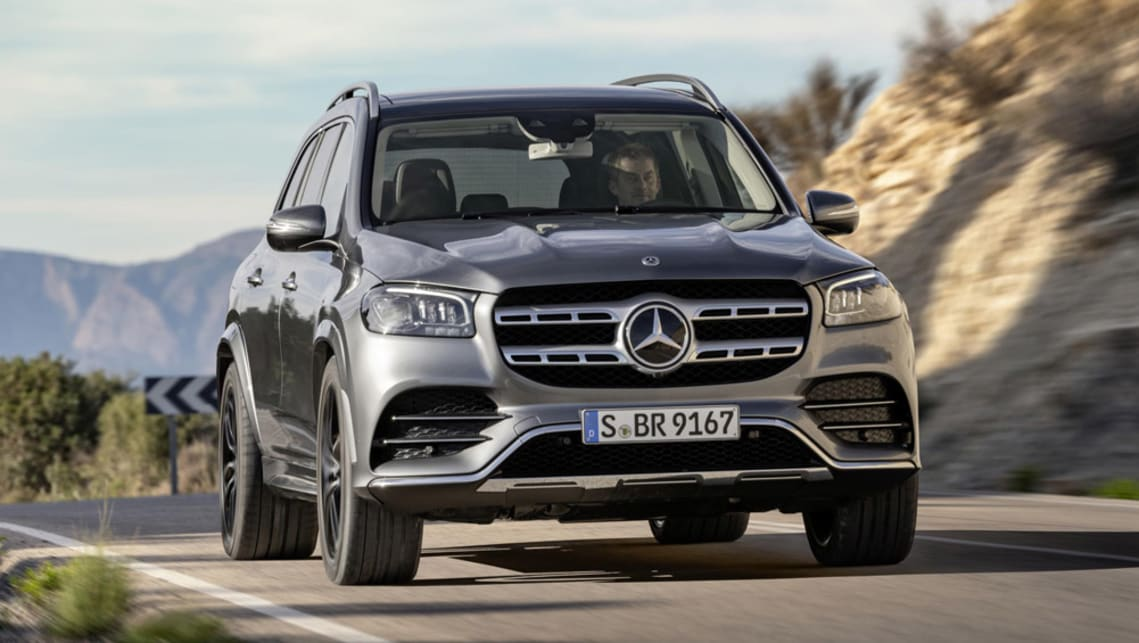 Mercedes Benz Gls 2020 Pricing And Spec Confirmed Mild Hybrid Comes To Large Luxurious Suv Car News Carsguide