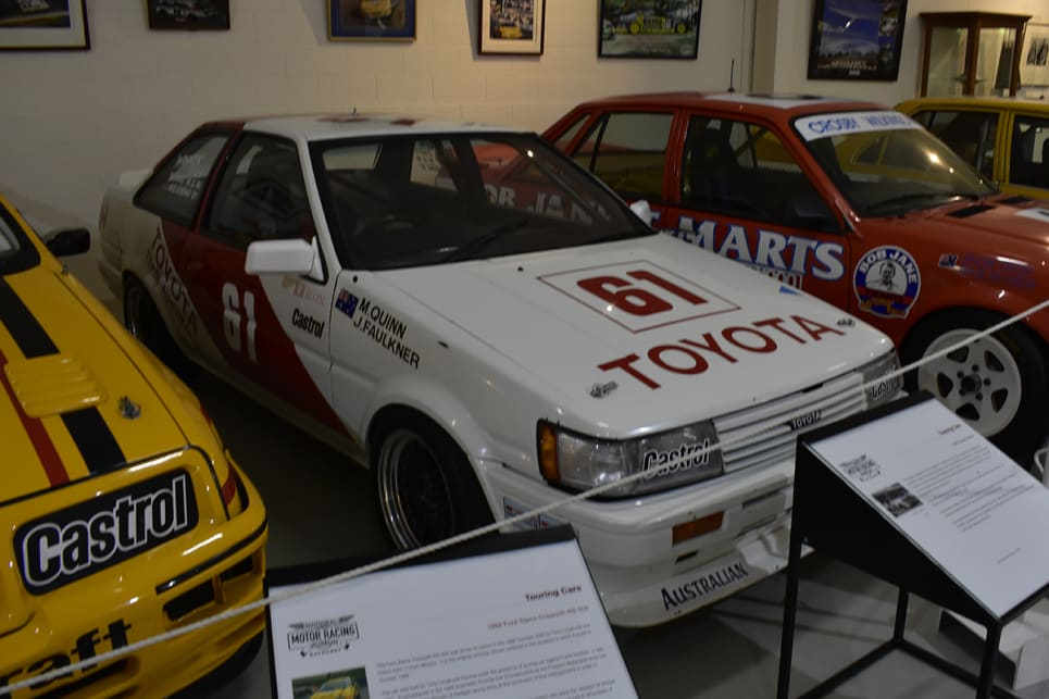 National Motor Racing Museum | other gallery | Mitchell Tulk