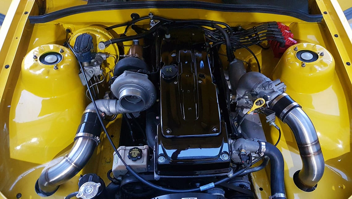 Fish out of water: The top five Barra engine swaps