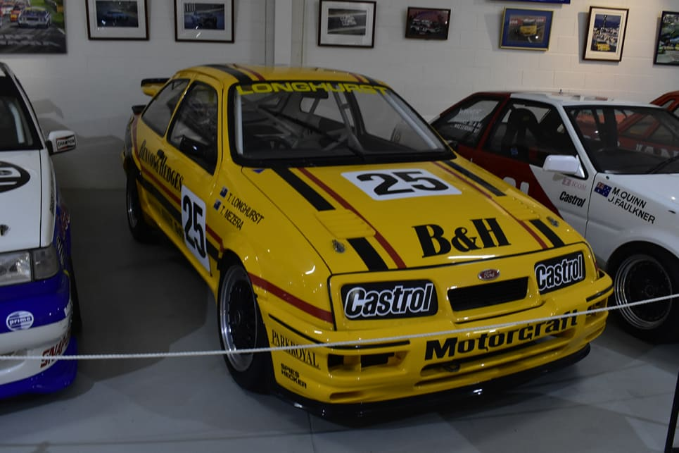 National Motor Racing Museum | Ford gallery | Mitchell Tulk