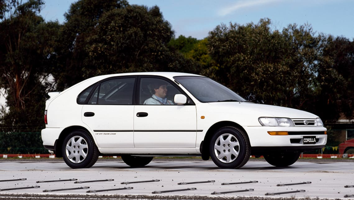 Used Toyota Corolla review: 1994-1999 | CarsGuide