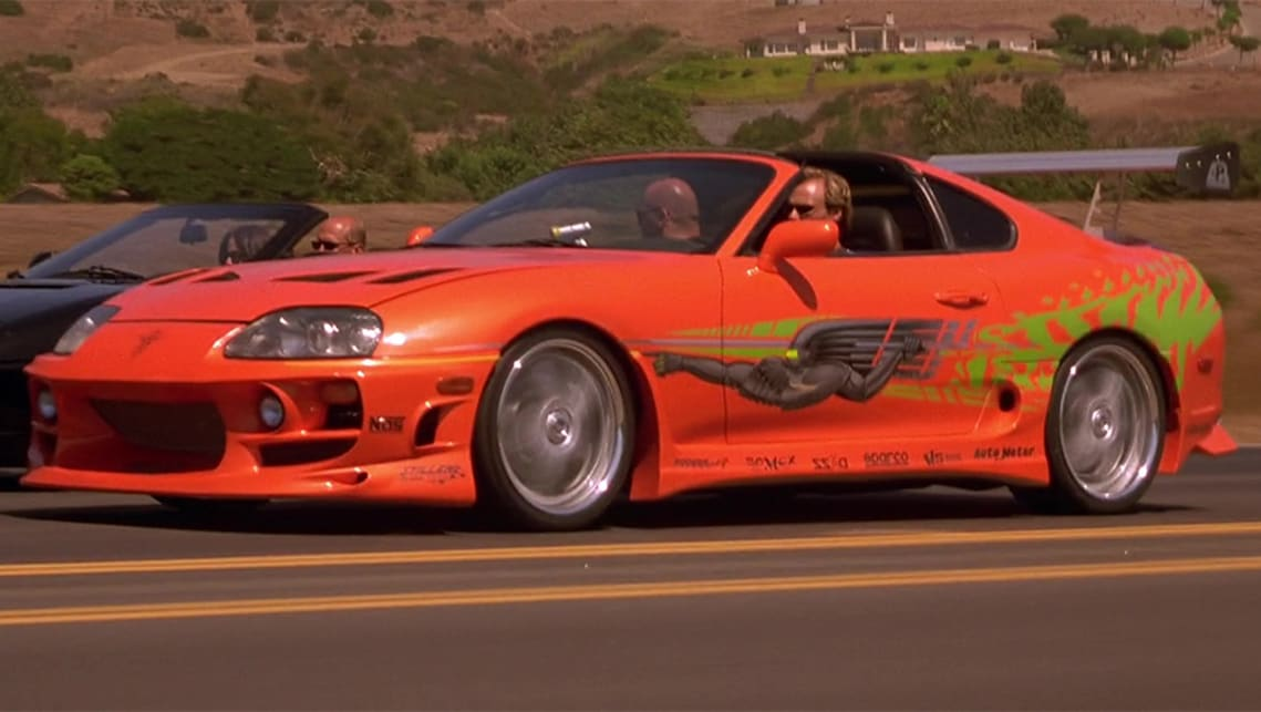 The car that gave everyone a boner for the A80 Supra.