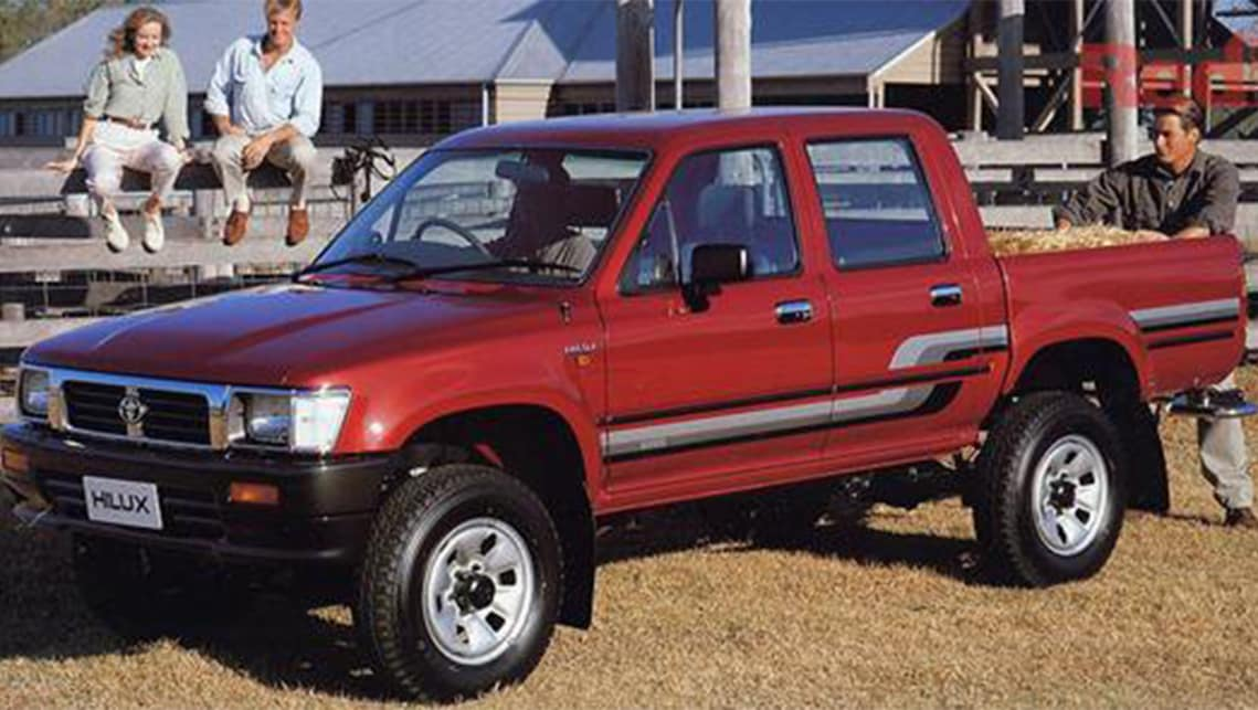 Used Toyota HiLux review: 1988-1997 | CarsGuide