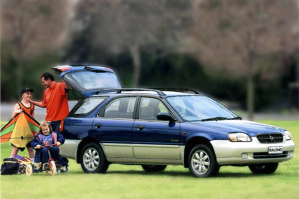 Used Suzuki Baleno review: 1995-2001   CarsGuide