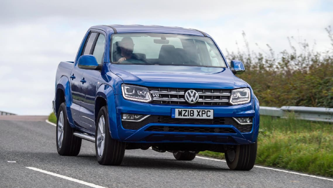 Volkswagen Amarok Ultimate 2019: International pricing for ...