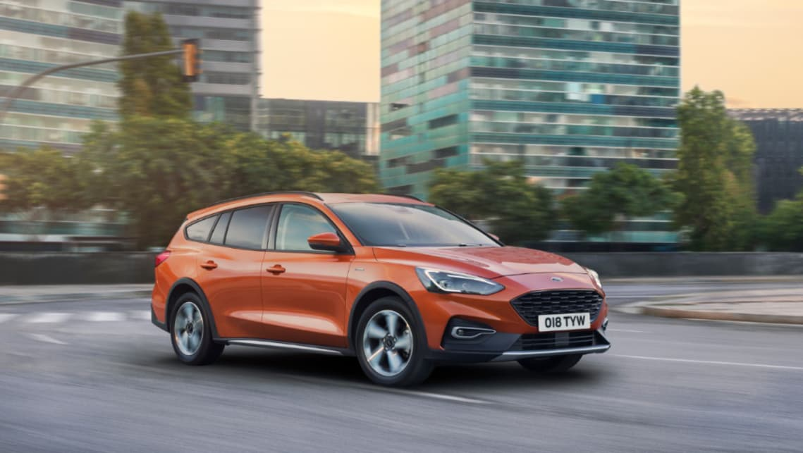 Like the Focus Active hatch, the Wagon's wheelbase has grown by 50mm, and Ford is promising more cabin space.