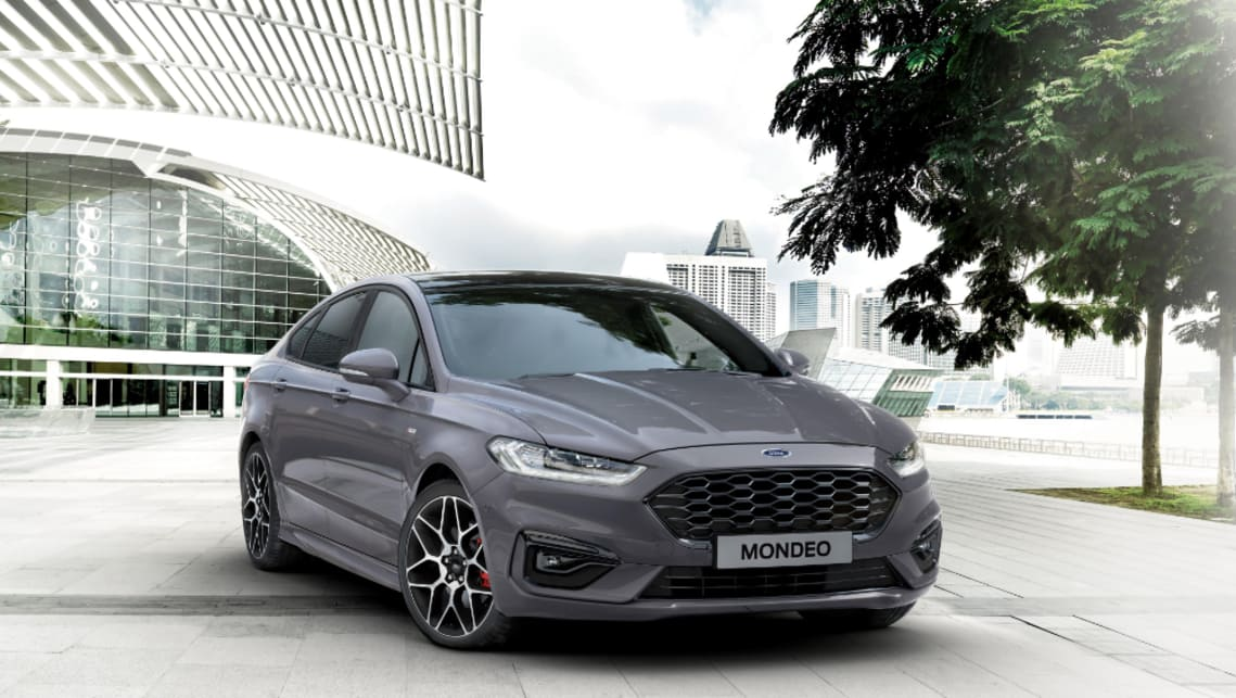 Ford Mondeo 2019 unveiled: new looks but no hybrid for Oz