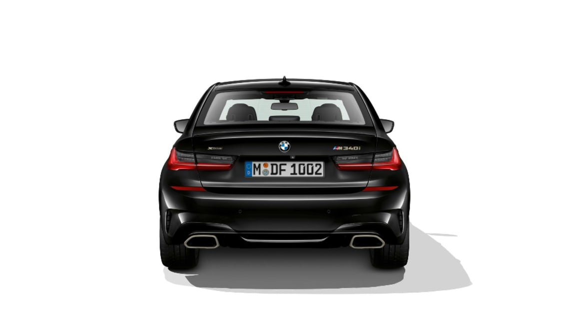 The M340i will sprint to 100km/h in just 4.4 seconds.