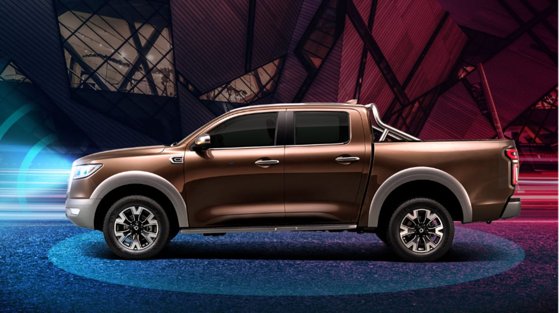 Great Wall Cannon 2020 gets an early mark! China's Toyota HiLux slayer could be here as soon as July