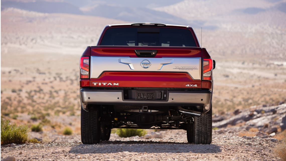 Is this Australia's Nissan Titan? Jumbo truck updated as local launch firms