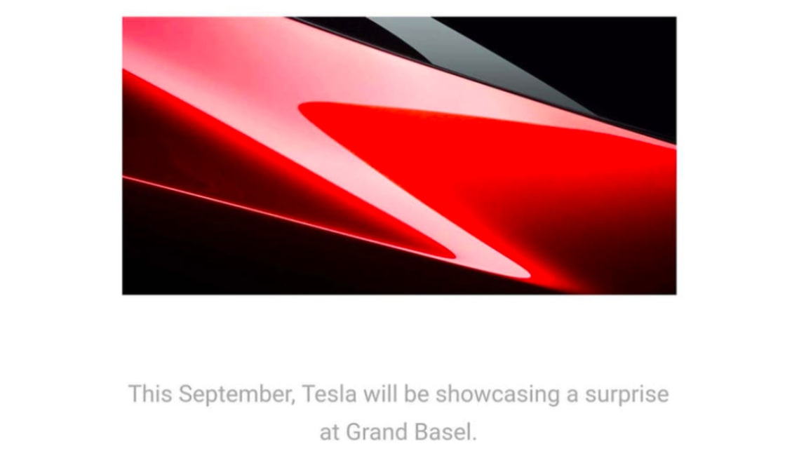 Only limited numbers of carefully-selected cars are 'approved' for the Grand Basel motor show.