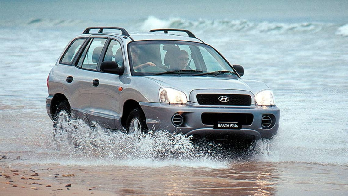 used hyundai santa fe review 2000 2015 carsguide used hyundai santa fe review 2000 2015