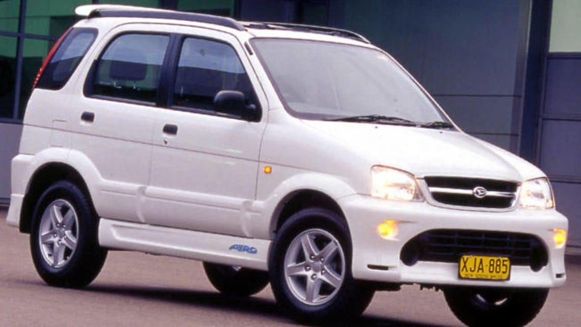Used Daihatsu Terios review: 1997-2005 | CarsGuide