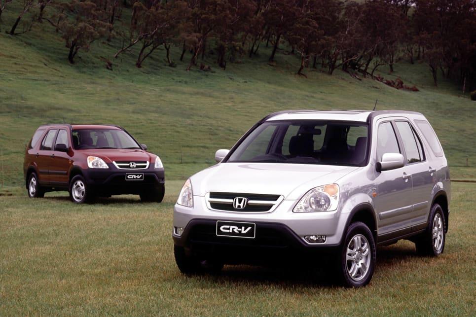 Used Honda CR-V review: 2001-2007 | CarsGuide
