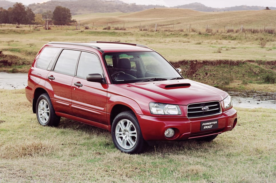 The Forester has a five star ANCAP rating.