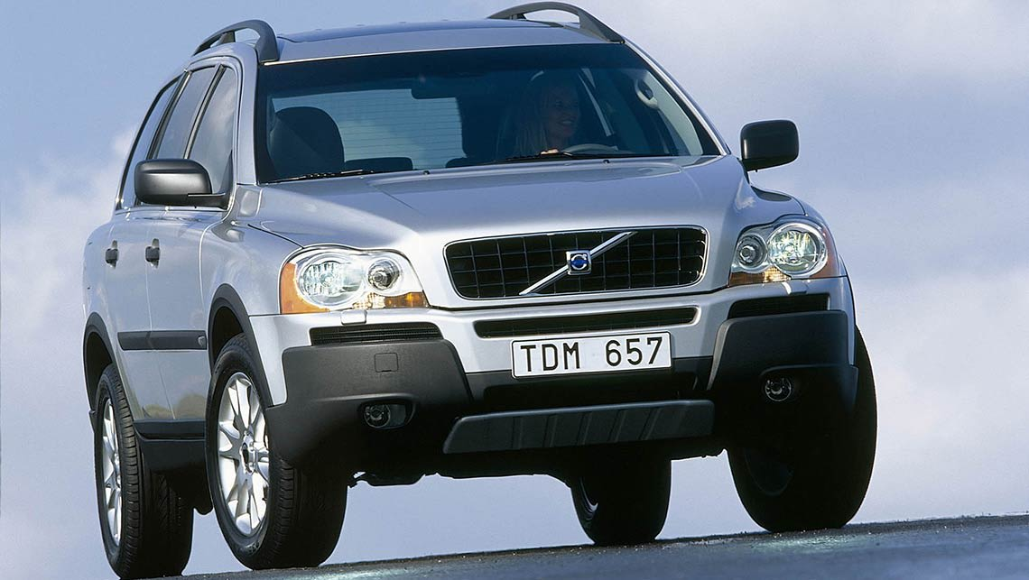 Used Volvo Xc90 Review 2003 2014 Carsguide