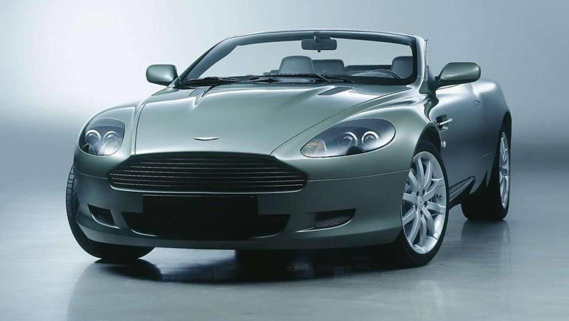 Aston Martin Volante 2005 Review Carsguide