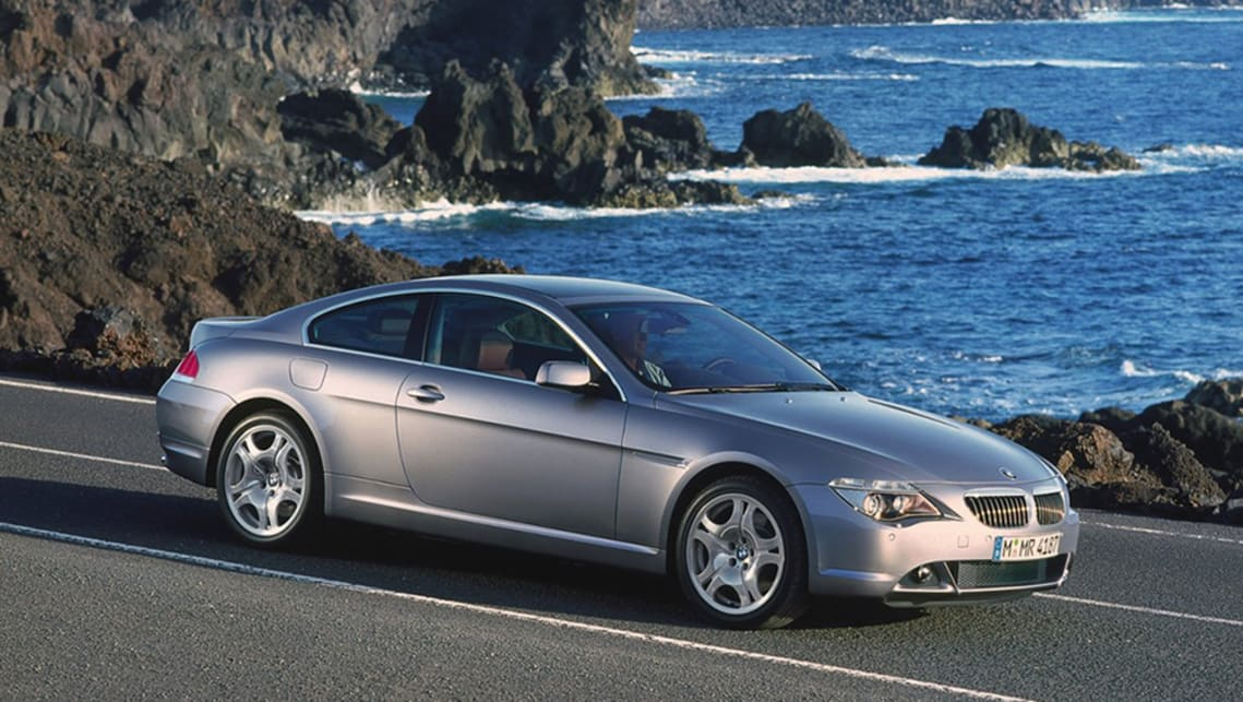 Bmw 6 2005 Review Carsguide