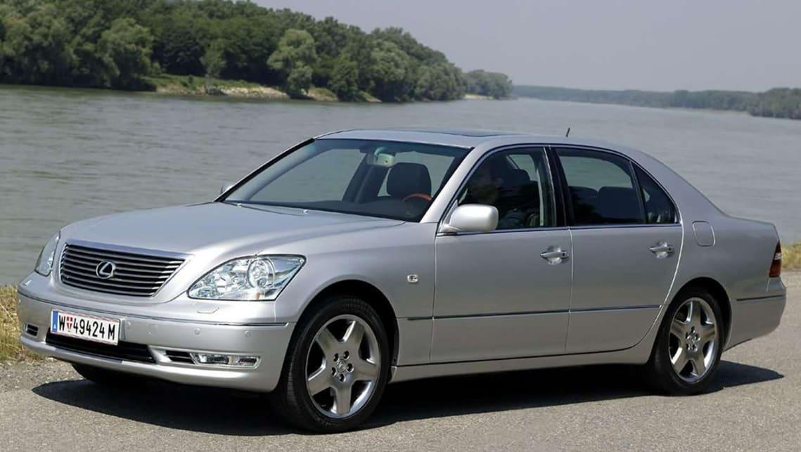 2003 Lexus Ls430 >> Lexus Ls 430 2003 Review Carsguide