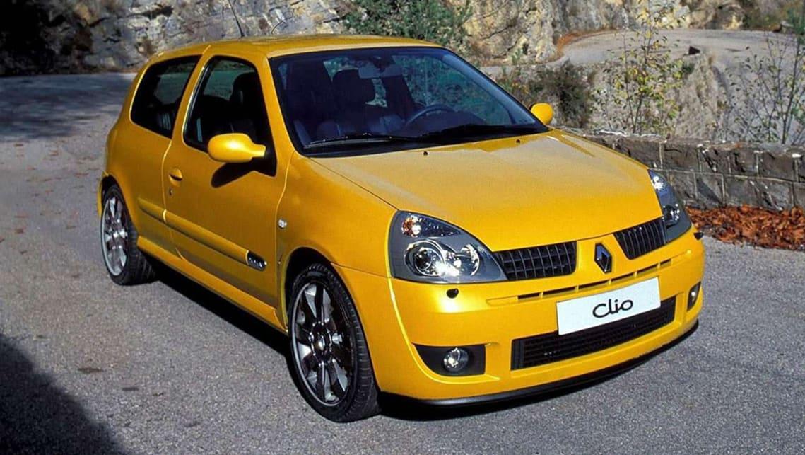 Renault Megane Vs Renault Clio 2004 Carsguide