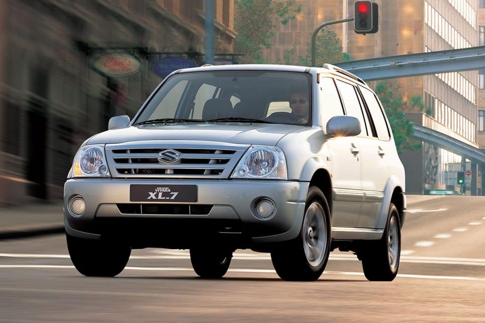 suzuki xl 7 4wd 2004 review carsguide suzuki xl 7 4wd 2004 review carsguide