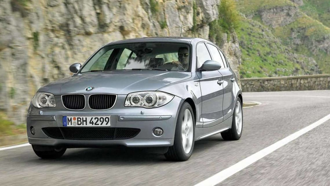 Bmw 118i 2005 Review Carsguide
