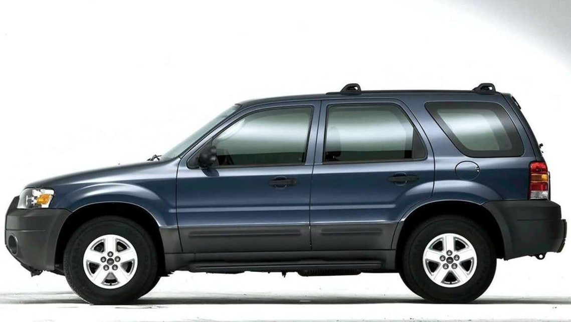 Ford Escape 2004 Review Carsguide