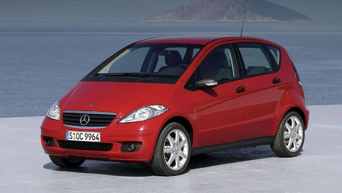 Mercedes-Benz A160 2004 Review | CarsGuide