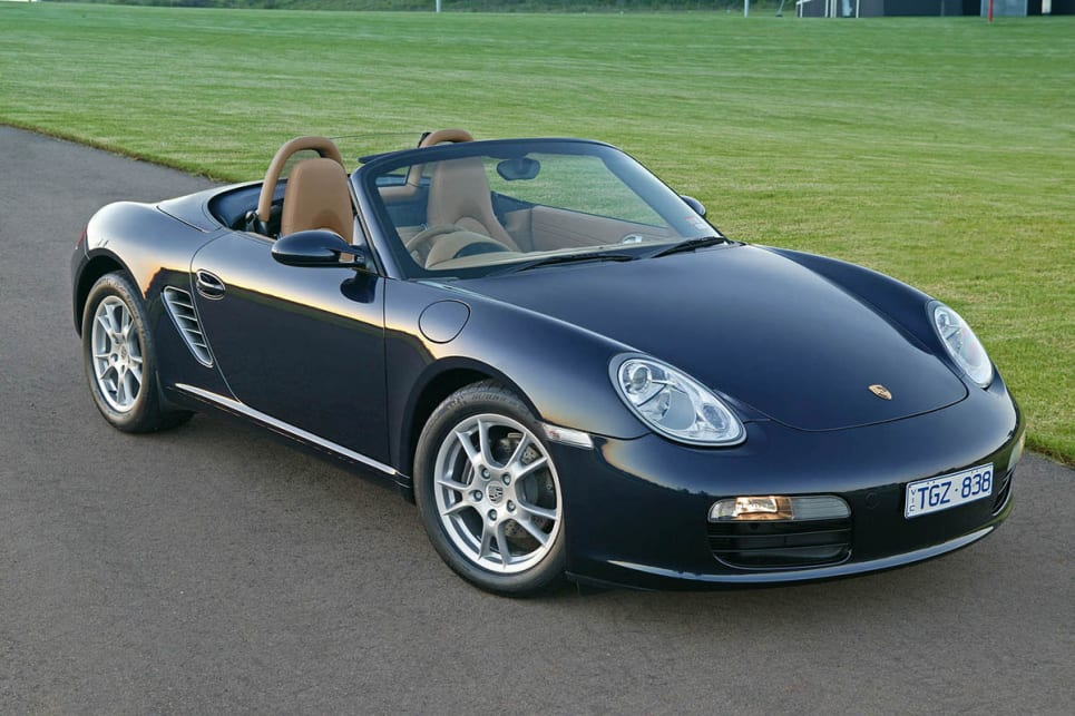 Used Porsche Boxster Review 1997 2007 Carsguide