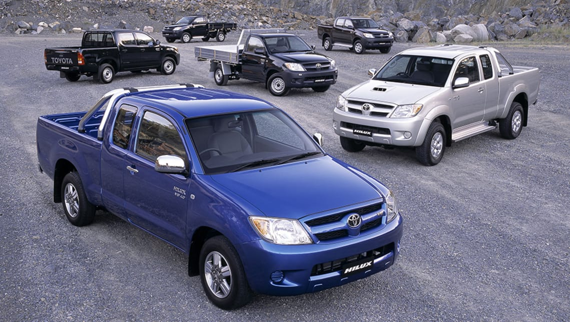 Used Toyota Hilux Review 2005 2015 Carsguide