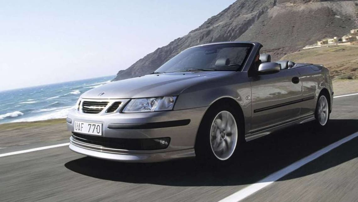 SAAB 9-3 Convertible 2005 Review | CarsGuide