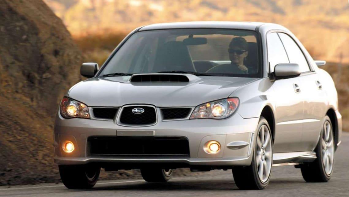 Subaru Impreza WRX 2006 Review | CarsGuide