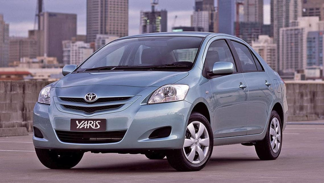 Used Toyota Yaris Review 2005 2016 Carsguide