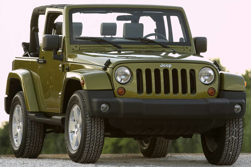 Used Jeep Wrangler review: 2007-2015 | CarsGuide
