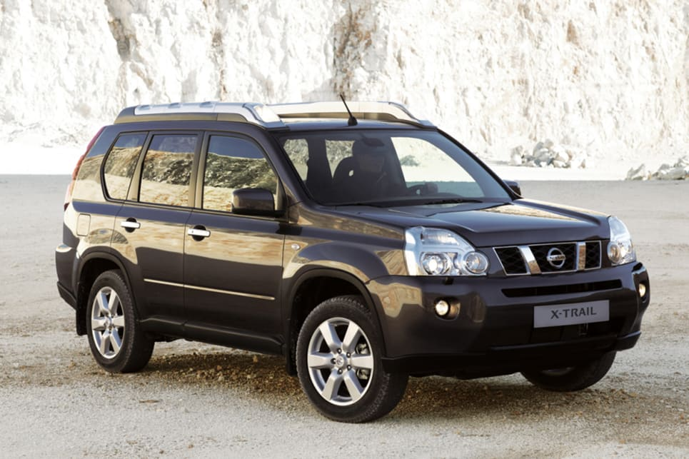 With the X-Trail riding on a wave of popularity Nissan chose to tweak the compact SUV rather than re-invent it when it launched the T31 in 2007.