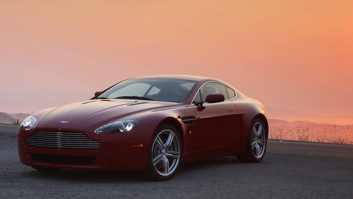 Aston Martin Vantage 2009 Review Carsguide